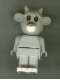 Minifig No: fab5g  Name: Fabuland Figure Goat 1