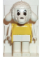 Minifig No: fab7d  Name: Fabuland Figure Lamb 4