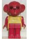 Minifig No: fab8g  Name: Fabuland Figure Monkey 8