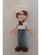 Minifig No: frnd310  Name: Friends Lillie, Chef