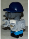 Minifig No: frnd319  Name: Friends Zobo the Robot, Cap