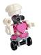 Minifig No: frnd341  Name: Friends Zobita the Robot, Chef