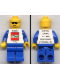 Minifig No: fst002  Name: FIRST LEGO League (FLL) Y2K pattern