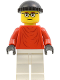 Minifig No: fst004  Name: FIRST LEGO League (FLL) Climate Connections Scientist 2