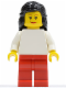 Minifig No: fst008  Name: FIRST LEGO League (FLL) Climate Connections Scientist 6