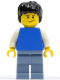 Minifig No: fst009  Name: FIRST LEGO League (FLL) Climate Connections Boy