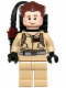 Minifig No: gb002  Name: Dr. Peter Venkman - with Proton Pack (idea004)
