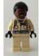 Minifig No: gb004i  Name: Dr. Winston Zeddemore - No Proton Pack (idea006i)