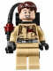Minifig No: gb013  Name: Dr. Raymond (Ray) Stantz, Printed Arms - with Proton Pack