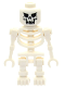 Minifig No: gen018  Name: Skeleton, Fantasy Era Torso with Evil Skull