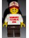 Minifig No: gen085  Name: Danmarks Indsamling 2014 Minifigure