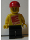 Minifig No: gen087  Name: THE BIG E 2010 Minifigure