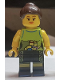 Minifig No: gen092  Name: 5K Family Road Race Female 2017