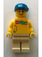 Minifig No: gen118  Name: Staff The LEGO Experience Tour