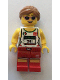 Minifig No: gen126  Name: 5K Family Road Race Female 2015 Monterrey