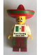 Minifig No: gen131  Name: Operaciones de Mexico Grand Opening, March 2009