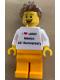 Minifig No: gen138  Name: 25 Aniversario de LEGO en Mexico Minifigure