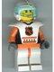 Minifig No: hky006  Name: Hockey Player F