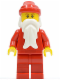 Minifig No: hol009  Name: Santa, Red Legs