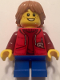 Minifig No: hol076  Name: Winter Holiday Train Boy