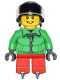 Minifig No: hol080  Name: Ice Hockey Player Boy