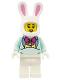Minifig No: hol196  Name: Easter Bunny Girl