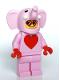 Minifig No: hol198  Name: Love Elephant