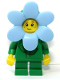 Minifig No: hol201  Name: Flower Girl