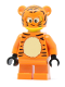 Minifig No: hol218  Name: Tiger Cub Suit Girl