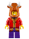Minifig No: hol224  Name: Year of the Ox Guy