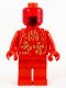 Minifig No: hol233  Name: Statue - Chinese New Year Lantern Festival