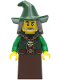 Minifig No: hol236  Name: Halloween Wizard