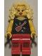 Minifig No: hol242  Name: Rock Star, Female