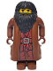 Minifig No: hp009  Name: Rubeus Hagrid, Yellow Head