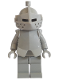 Minifig No: hp015  Name: Statue - Gryffindor Knight with Visor