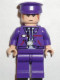 Minifig No: hp047  Name: Knight Bus Driver / Conductor