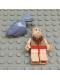 Minifig No: hp068  Name: Viktor Krum, Shark Head