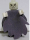 Minifig No: hp069a  Name: Voldemort, Glow In Dark Opaque Head, Dark Bluish Gray Dementor Style Cape