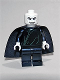 Minifig No: hp098  Name: Voldemort, White Head and Black Cape