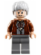 Minifig No: hp119  Name: Garrick Ollivander, Bushy Hair with Bangs