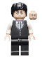 Minifig No: hp125  Name: Harry Potter, Yule Ball Vest and Bow Tie