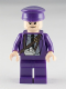 Minifig No: hp127  Name: Stan Shunpike in Knight Bus Conductor Uniform