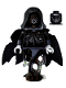 Minifig No: hp155  Name: Dementor, Black with Black Cape