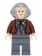 Minifig No: hp169  Name: Garrick Ollivander, Hair Swept Back
