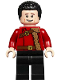 Minifig No: hp189  Name: Viktor Krum, Red Uniform