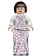 Minifig No: hp191  Name: Madame Maxime, White Dress