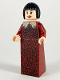 Minifig No: hp201  Name: Madame Maxime, Dark Red Dress