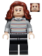 Minifig No: hp234  Name: Hermione Granger, Striped Sweater