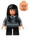 Minifig No: hp263  Name: Cho Chang, Ravenclaw Sweater with Crest, Black Short Legs