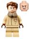 Minifig No: hp269  Name: Cedric Diggory, Coveralls, Headphones, Tan Medium Legs